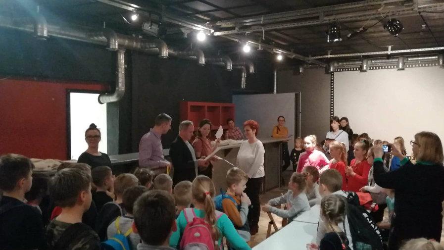Wyniki konkursu na spektakl teatralny o tematyce ekologicznej (24. FDoTE Krotoszyn 2019)