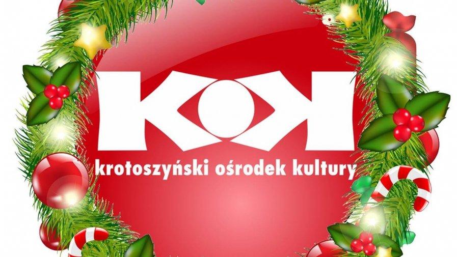 Administracja KOK nieczynna 24.12