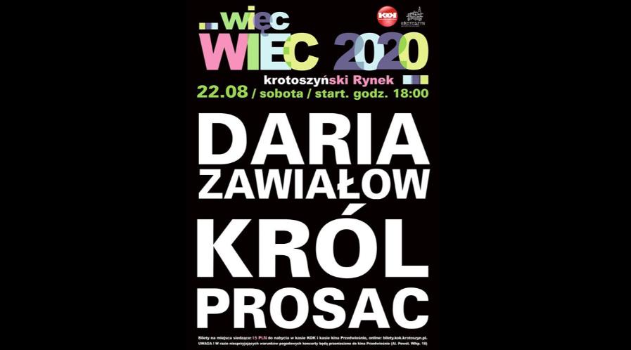 WIĘC WIEC 2020