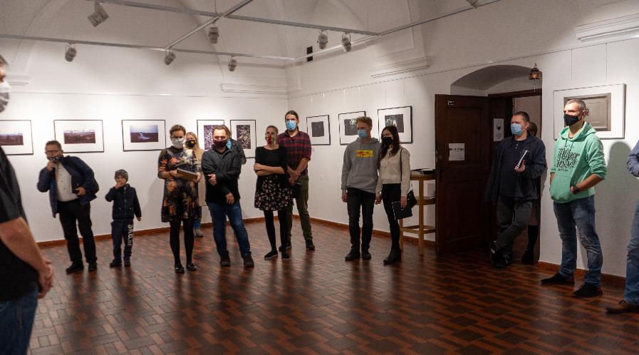 """Jubileusz 15-lecia klubu """"Blenda"""" i otwarcie wystawy fotografii"""