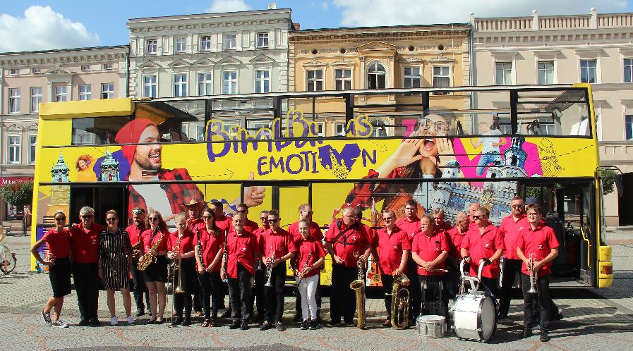 Tournée Krotoszyńskiej Orkiestry Dętej