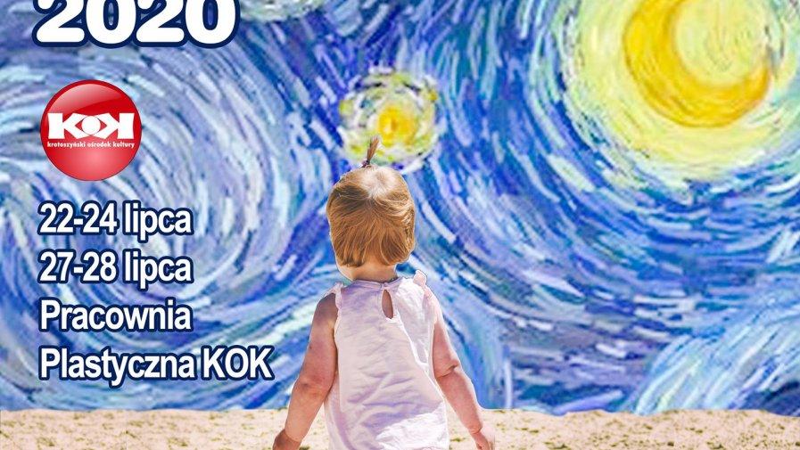 Plener Artystyczny Junior 2020